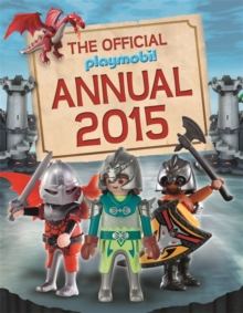 The Official Playmobil Annual, Hardback Book