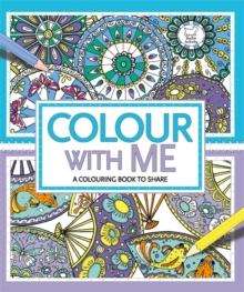 Colour With Me, Paperback