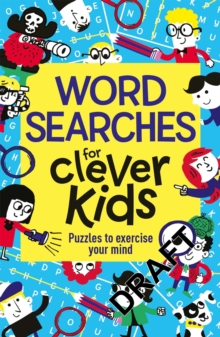 Wordsearches for Clever Kids, Paperback