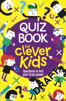 Quiz Book for Clever Kids, Paperback