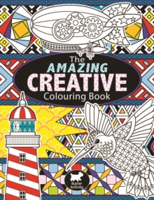 The Amazing Creative Colouring Book, Paperback