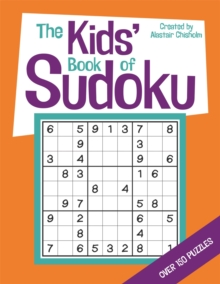 The Kids' Book of Sudoku, Paperback