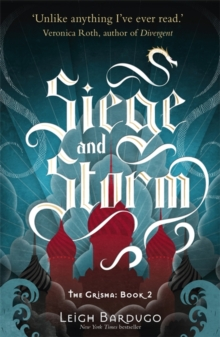 The Siege and Storm, Paperback