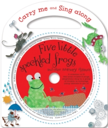 Five Little Speckled Frogs, Mixed media product Book