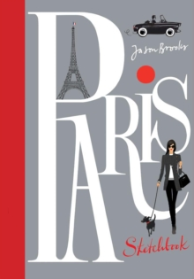 Paris Sketchbook, Hardback