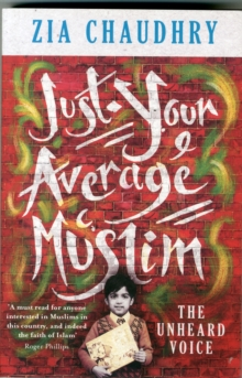 Just Your Average Muslim, Paperback