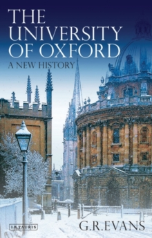 The University of Oxford : A New History, Paperback