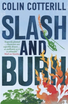 Slash and Burn : A Dr Siri Murder Mystery, Paperback