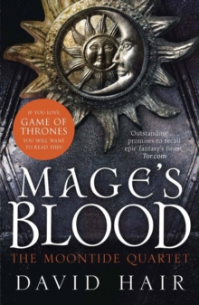 Mage's Blood, Paperback Book