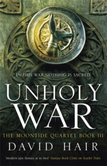 Unholy War, Hardback Book