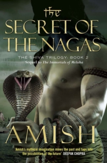 The Secret of the Nagas, Paperback Book