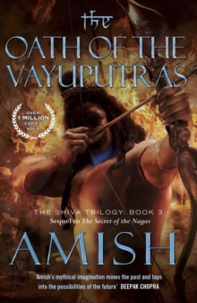 The Oath of the Vayuputras, Paperback