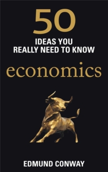 50 Economics Ideas You Really Need to Know, Paperback