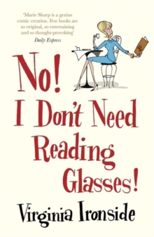 No! I Don't Need Reading Glasses : Marie Sharp  2, Paperback