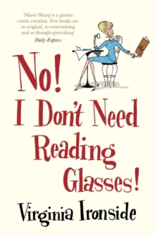No! I Don't Need Reading Glasses : Marie Sharp  2, Paperback Book