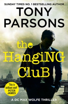 The Hanging Club, Hardback Book
