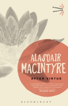 After Virtue, Paperback