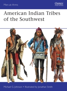 American Indian Tribes of the Southwest, Paperback Book