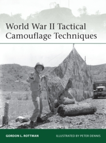 World War II Tactical Camouflage Techniques, Paperback
