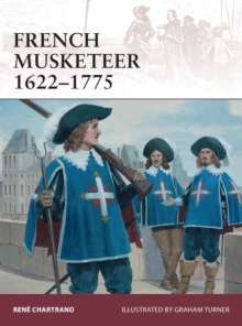 French Musketeer, 1622-1775, Paperback