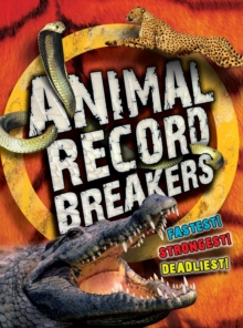 Animal Record Breakers, Paperback