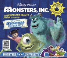 Monsters, Inc. Augmented Reality Book, Hardback