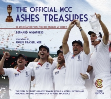 The Official MCC Ashes Treasures, Hardback Book