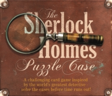 Sherlock Holmes Puzzle Case, Mixed media product
