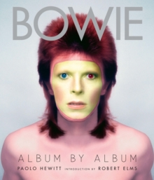 David Bowie Album by Album, Hardback