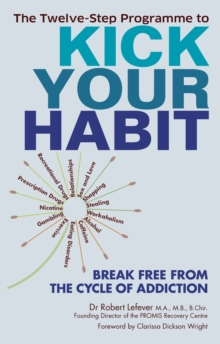 The Twelve-step Programme to Kick Your Habit : Break Free from the Cycle of Addiction, Paperback Book