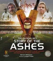 The Official MCC History of the Ashes, Hardback