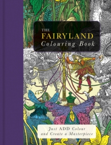 The Fairyland Colouring Book, Paperback