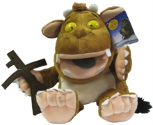 GRUFFALOS CHILD HAND PUPPET 14 INCH,  Book