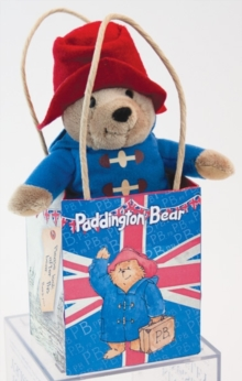 PADDINGTON IN UNION JACK BAG,