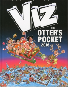VIZ Annual : The Otters Pocket, Hardback