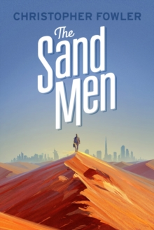 The Sand Men, Paperback Book