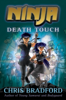 Ninja: Death Touch, Paperback Book