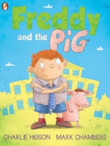 Freddy and the Pig, Paperback Book