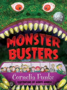 Monster Busters, Paperback Book