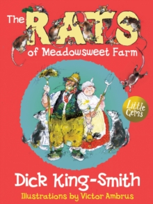 The Rats of Meadowsweet Farm, Paperback Book
