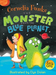 The Monster from the Blue Planet, Paperback Book
