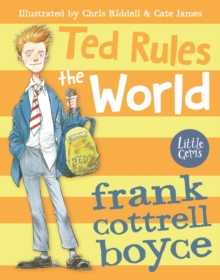 Ted Rules the World, Paperback Book