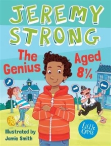The Genius Aged 8 1/4, Paperback Book