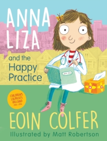 Anna Liza and the Happy Practice, Paperback