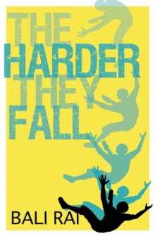 The Harder They Fall, Paperback Book