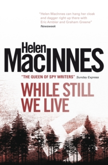 While Still We Live, Paperback