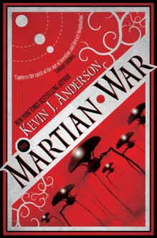 The Martian War, Paperback Book