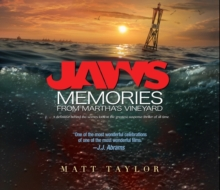Jaws: Memories from Martha's Vineyard, Paperback Book