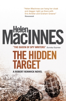 The Hidden Target : A Robert Renwick Novel, Paperback Book