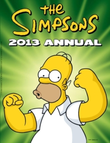 The Simpsons - Annual 2013, Hardback Book